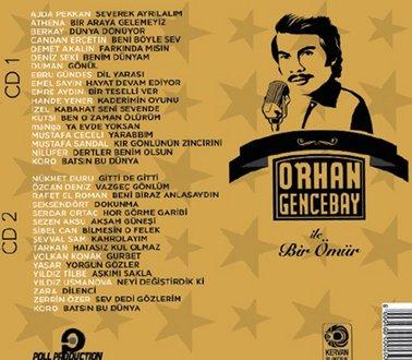 """""""Orhan Gencebay'la 60. Yıl""""albümü"""