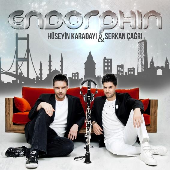 DJ Hüseyin Karadayı ve Serkan Çağrı'danalbüm
