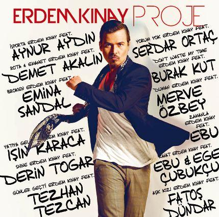 """Erdem Kınay'dan yeni bir """"Proje"""""""