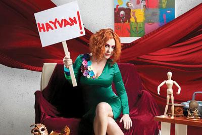 """Nazan Öncel'den """"HayvanaRemix"""""""