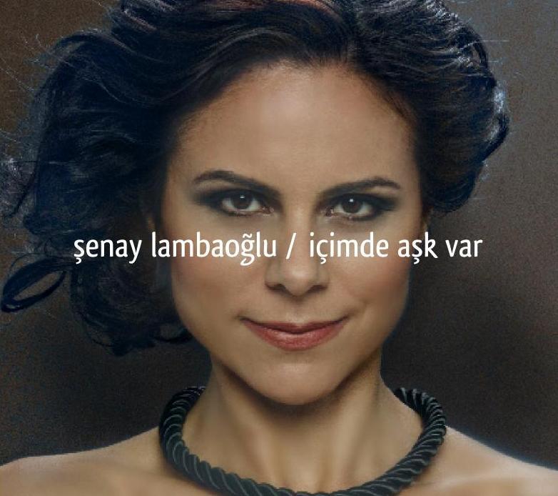 Şenay Lambaoğlu'dan ilk soloalbüm