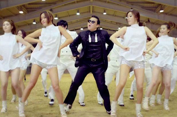 Gangnam Style'ın Youtubezaferi