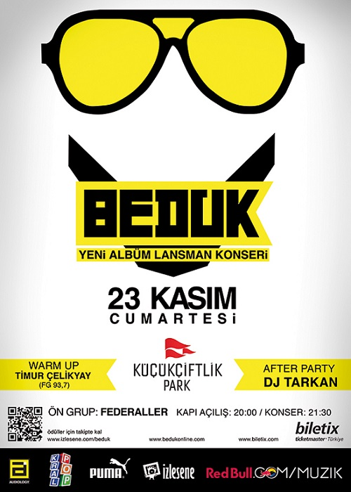 BDK poster