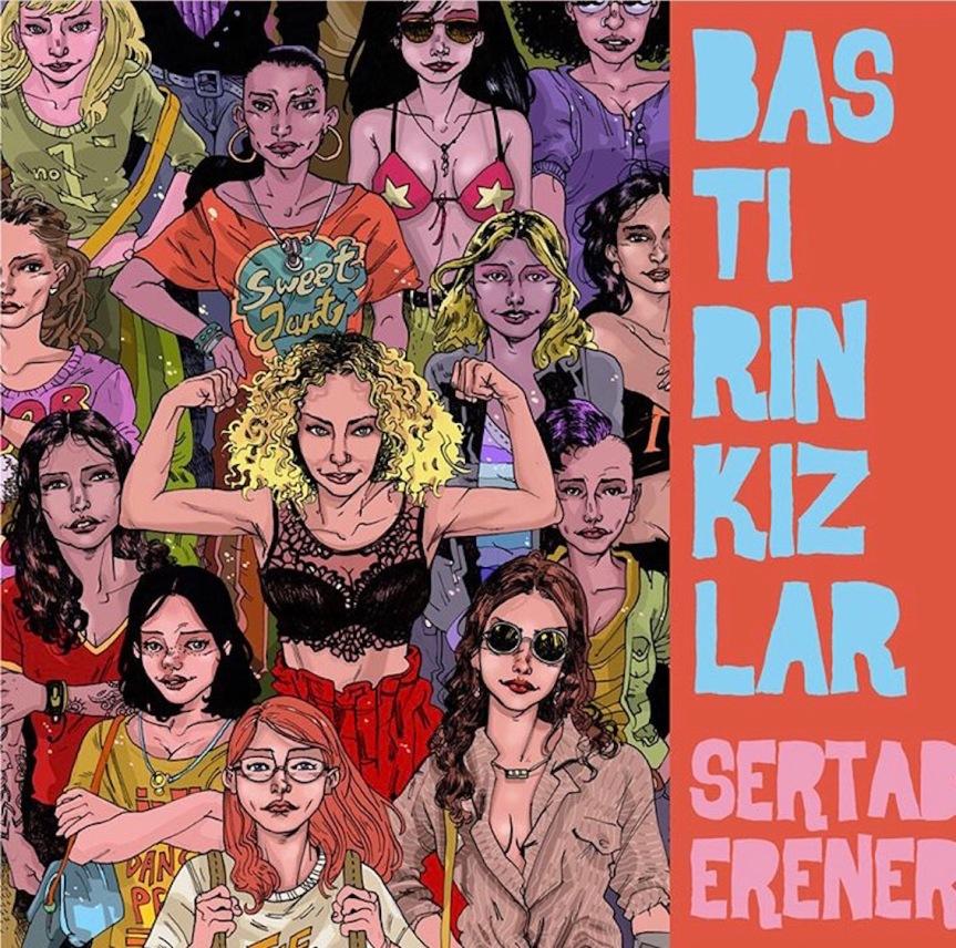 "Sertab Erener'den ""BASTIRINKIZLAR"""